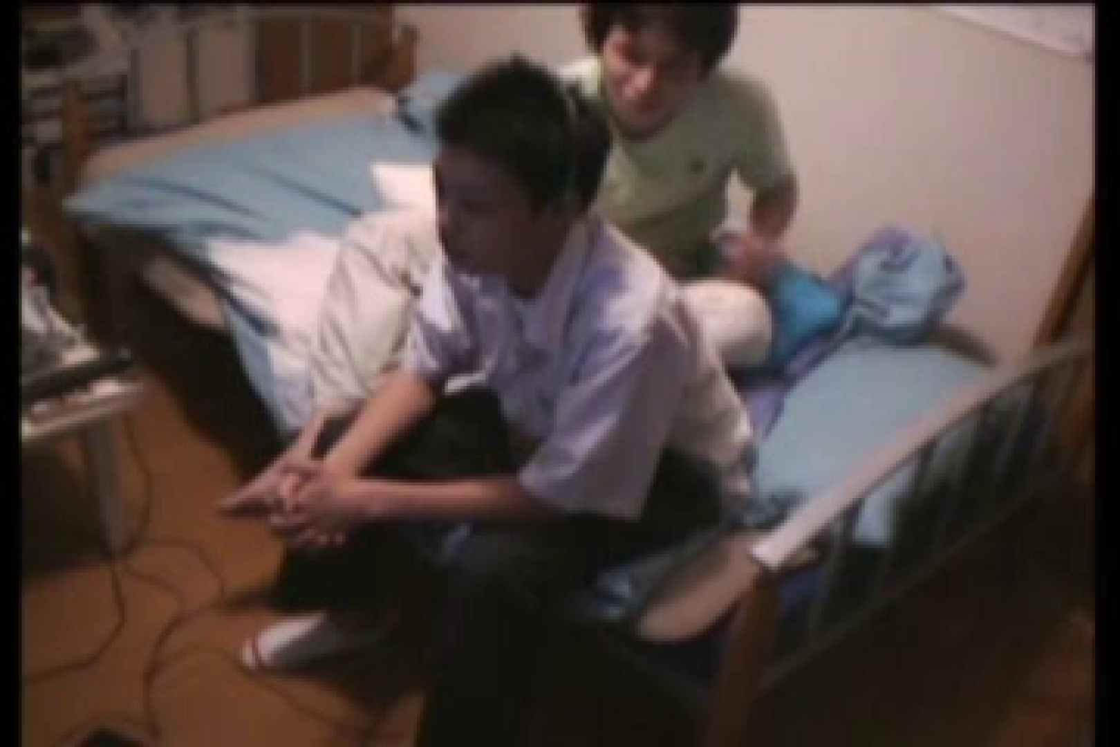 【実録投稿】友達覗撮In my room!! 射精シーン  7枚