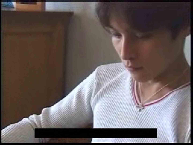 ビデオを見てオナニー中! ! ビデオの男優さんが現れた 男のゲイ天国  12枚