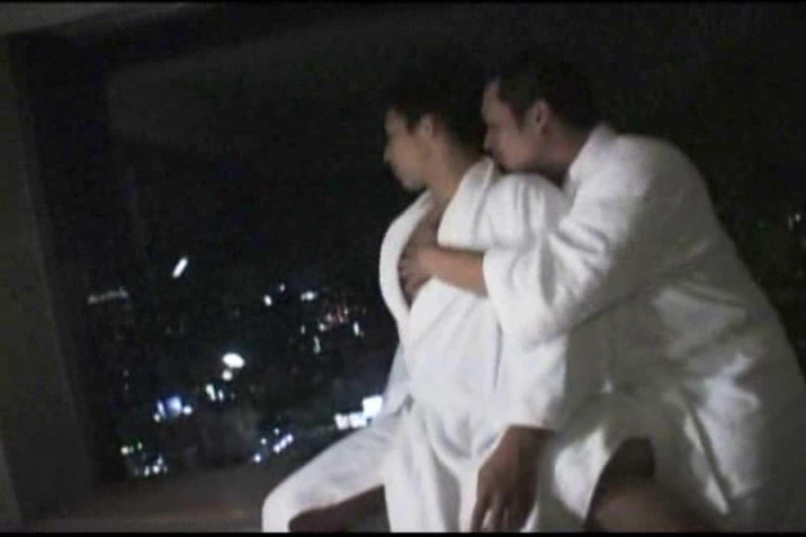 ホテルで密会!!夜景をバックに濃密ファック!! 裸特集  10枚